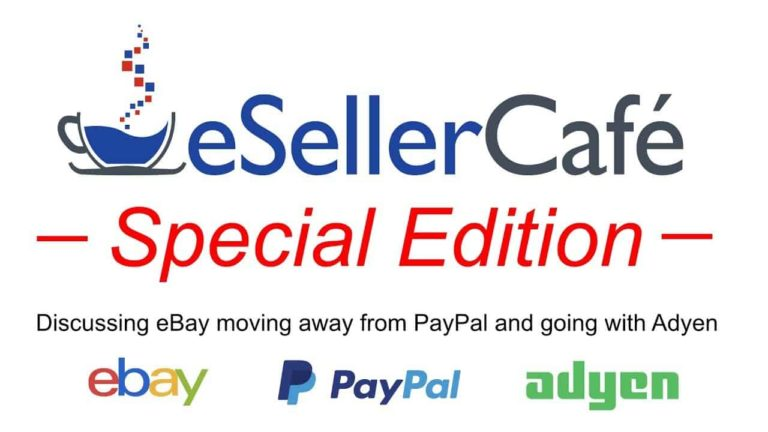eSellerCafe TV Special Edition about eBay, PayPal, and Adyen