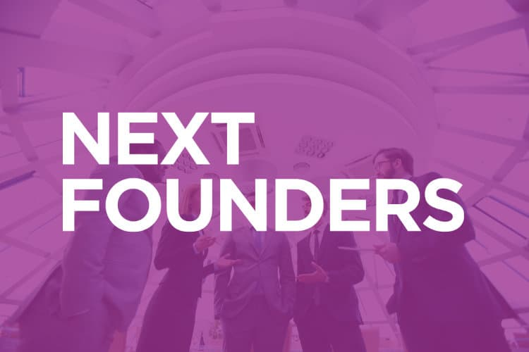 next founders search 2018