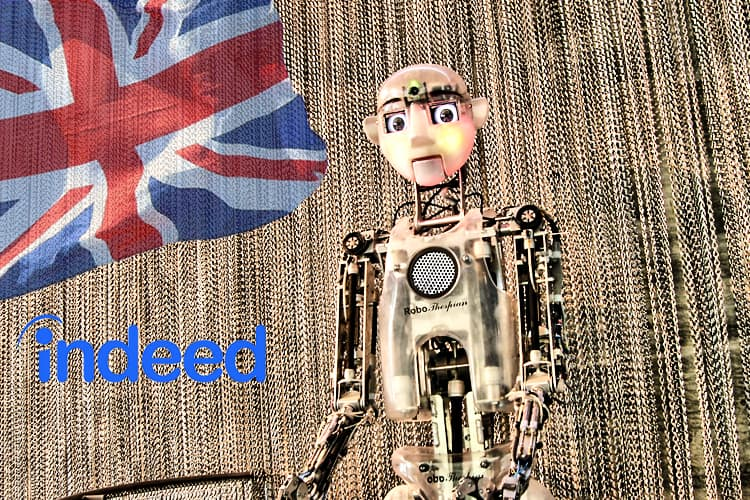 Britain Sees World Leading Growth in Artificial Intelligence Jobs
