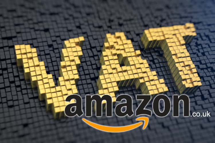 Overseas Amazon UK Sellers Need to Provide VAT Information by March 5th