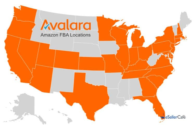Avalara Launches New Amazon FBA Inventory Report to Help with Sales Tax Compliance