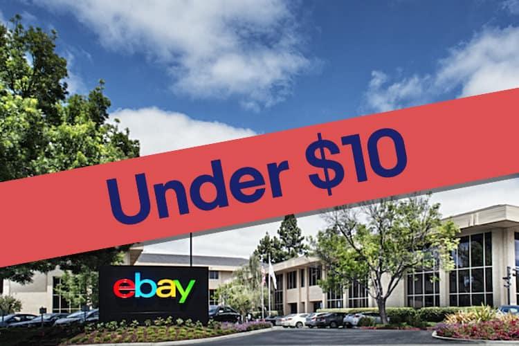 eBay Enters Under $10 Store Market