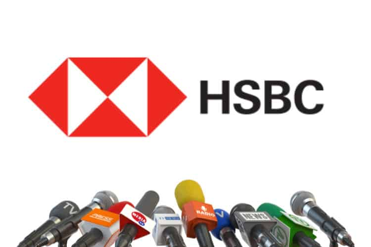HSBC Global Disbursements to Offer PayPal for Digital Disbursements