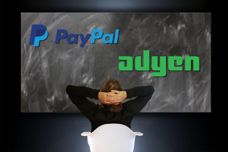 Would PayPal Buy Adyen?