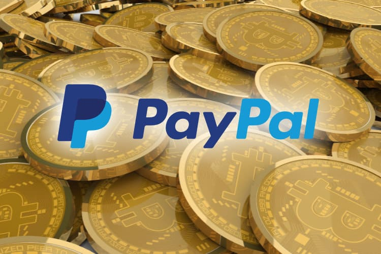 PayPal Files Patent for Cryptocurrency Transaction System