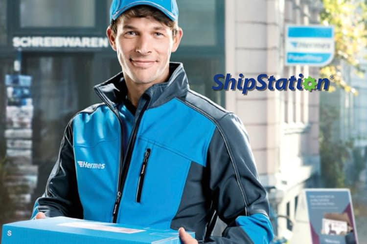 ShipStation Adds Integration with Hermes Courier to UK Offering