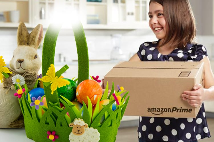 Did You Deliver on Easter Sunday? Amazon Did