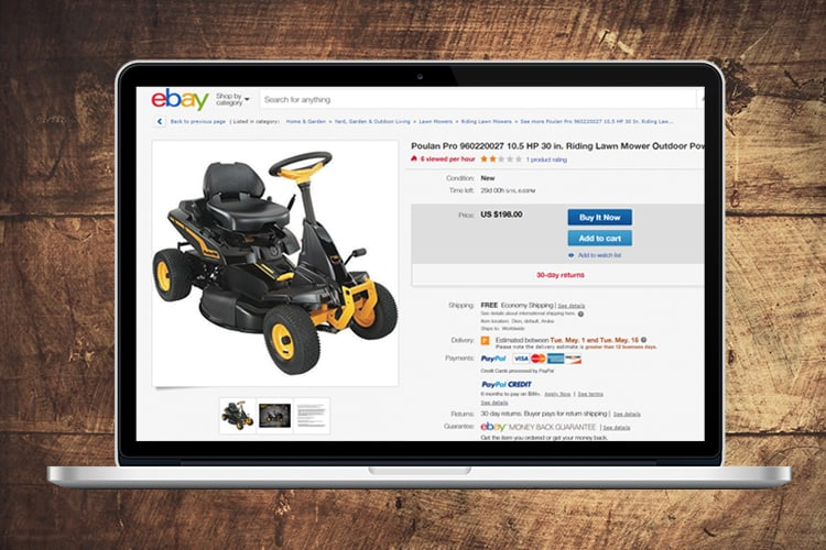 The Perfect eBay Listing – Part 1 – How To Write A Great eBay Listing Title