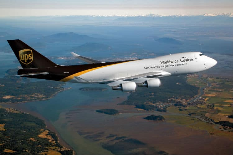 UPS Caught Out by Cross-Border eCommerce Boom?