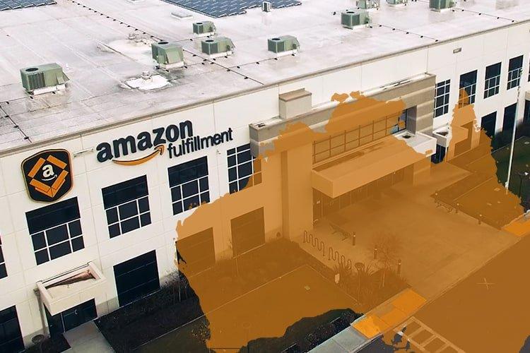 Amazon Australia Opens New Warehouse in Sydney