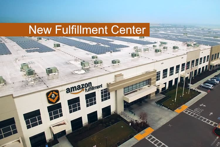 Amazon Announces Plans to Open First Fulfillment Center in Oklahoma