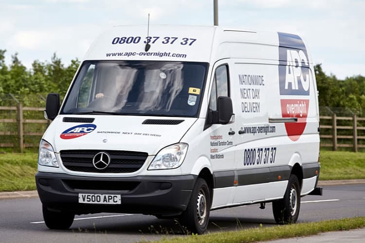 UK Parcel Service APC Overnight Offers New Services
