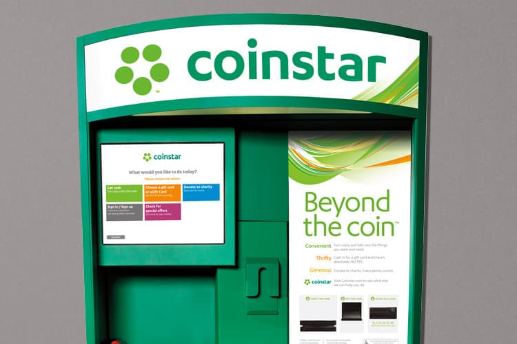 Coinstar Expands Services with Amazon to Include Amazon Cash