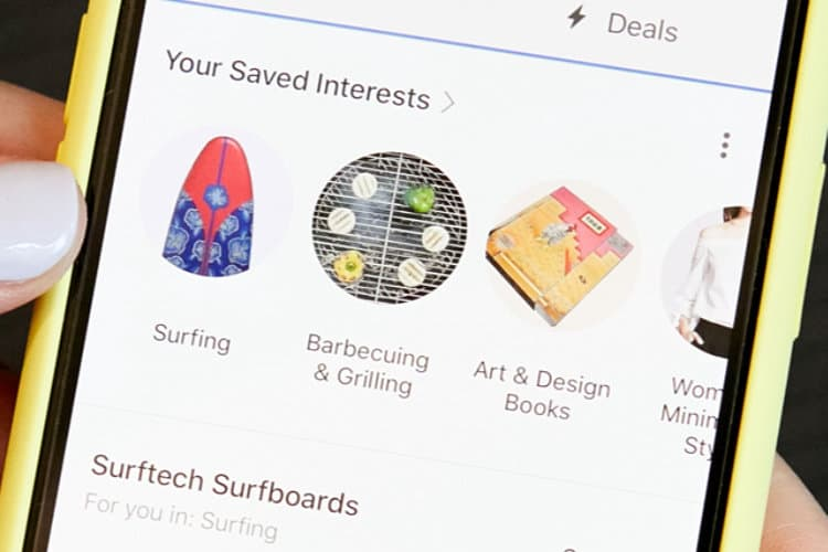 eBay Launches a New Personalized Shopping Experience