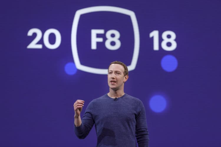 Facebook F8 Developer Conference Highlights