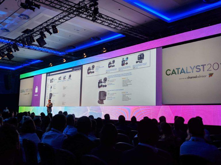 ChannelAdvisor Catalyst 2018 – David Spitz Keynote