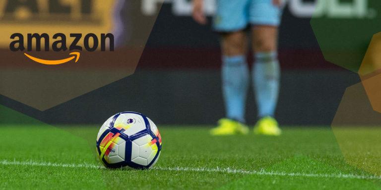 Amazon Wins Premier League Football Deal
