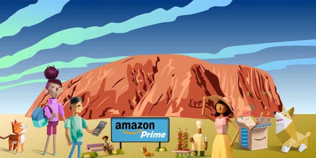 Amazon Australia Prime