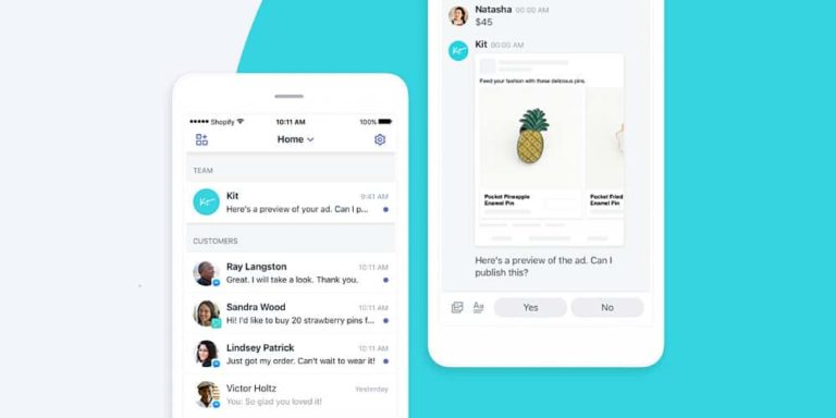 Shopify Gets Conversational with Release of Shopify Ping