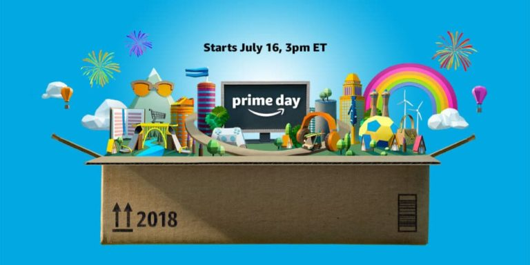 Prime Day is Here and Amazon Announces Prime Day Deals