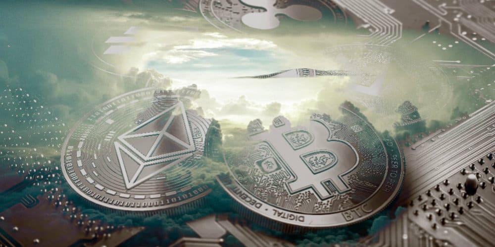 cryptocurrencies world domination