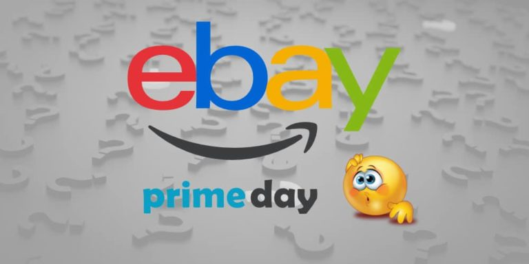 Why is eBay Promoting Amazon Prime Day?