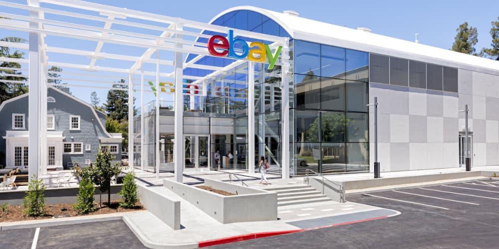 eBay Campus San Jose California