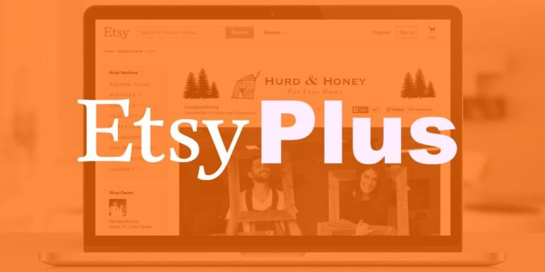 Etsy Starts to Roll Out Etsy Plus to Select Sellers