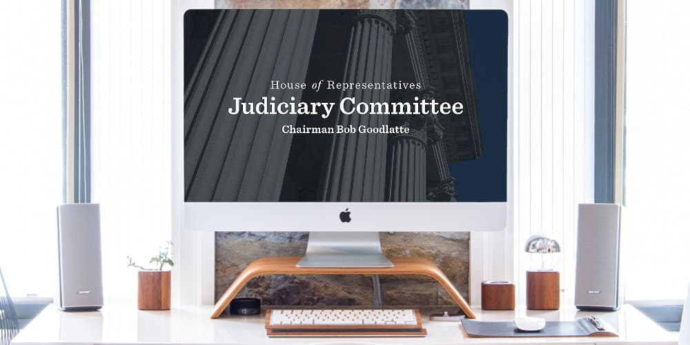 house judiciary committee video computer
