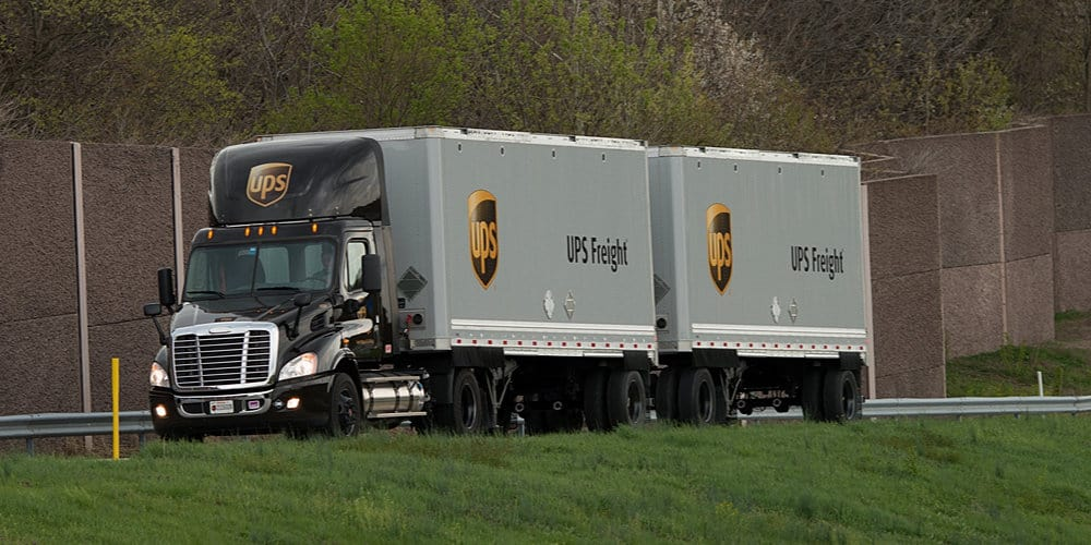 Ups And Teamsters Extend Contract Reach Deal With Freight Division