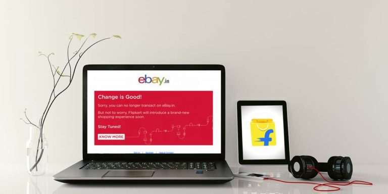 eBay India Shuts Shop As Flipkart Looks To Re-brand