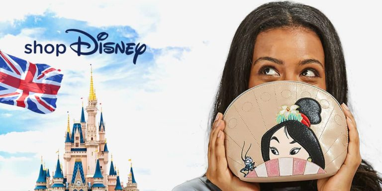 Disney Launches eCommerce Store in the UK