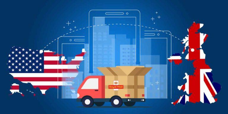 Royal Mail's US Deliveries Surge
