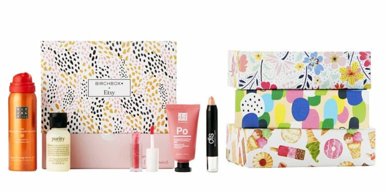 Etsy UK and Birchbox Collaborate on Promotion