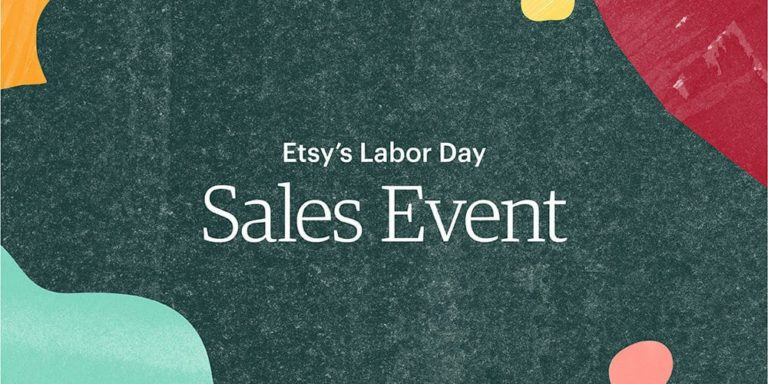 Second Annual Labor Day Sale Coming to Etsy on August 30