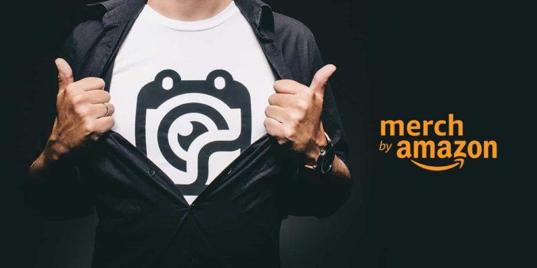 Merch by Amazon Arrives In UK & Germany