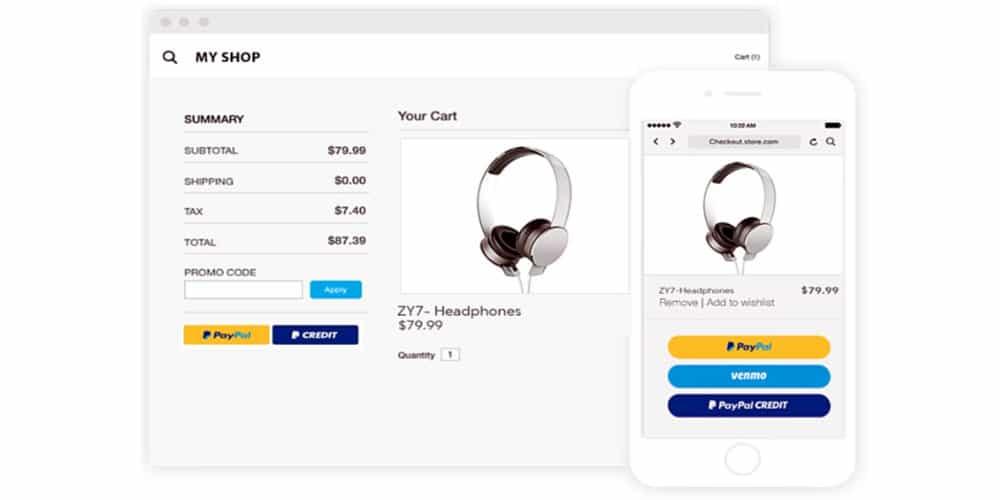 paypal faster checkout drive conversion