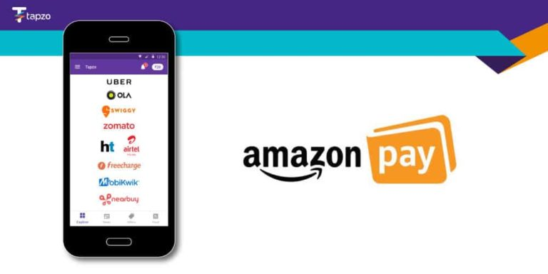 Amazon Pay Acquires Indian Personal Assistant Platform Tapzo
