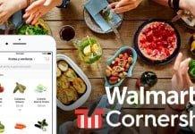 Walmart Cornershop online grocery