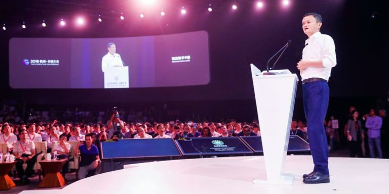 Alibaba Group's Jack Ma Shares Vision For The Future of Manufacturing
