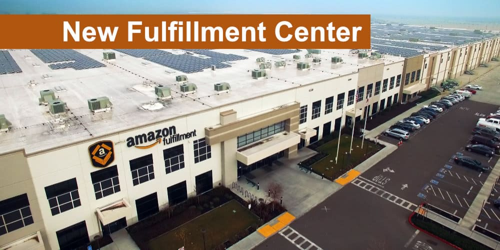 Amazon Expands in Northern California with Second Fulfillment Center in  Stockton