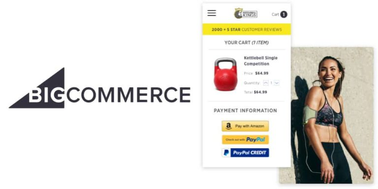 BigCommerce Now Offers Completely Customized Checkout Flow