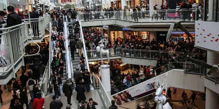Black Friday Tops the List of Busiest Shopping Days of 2018