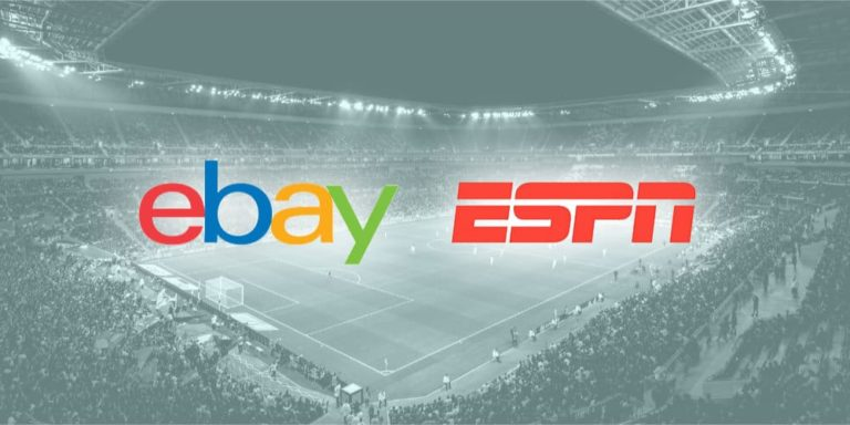 eBay and ESPN Announce New Shopping Experience Partnership