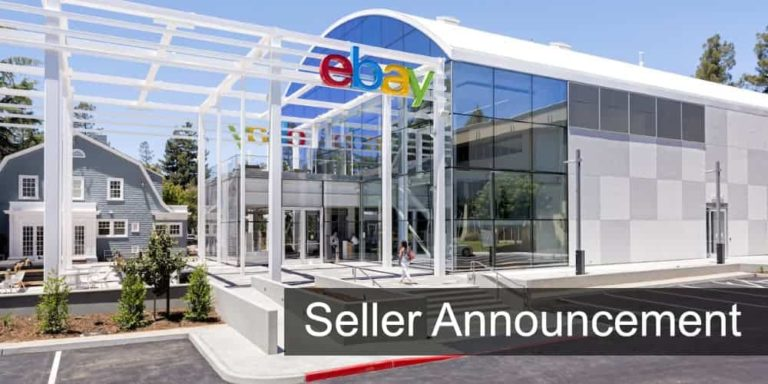 eBay – Reminds Sellers to Streamline Return Policies