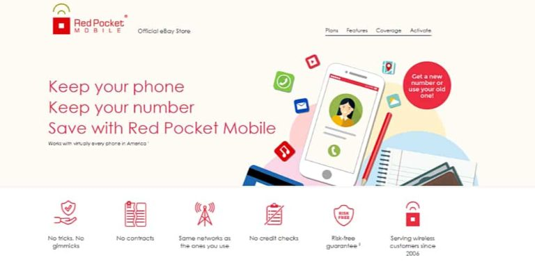 eBay and Red Pocket Mobile Partner to Offer Prepaid Plans on Smartphone Sales