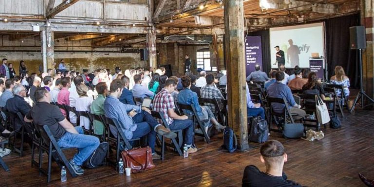 Shopify Pursuit 2018 – Global Seller Conferences Dates and Speakers