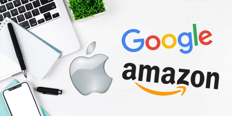 Apple, Google and Amazon are the World's Most Valuable Brands