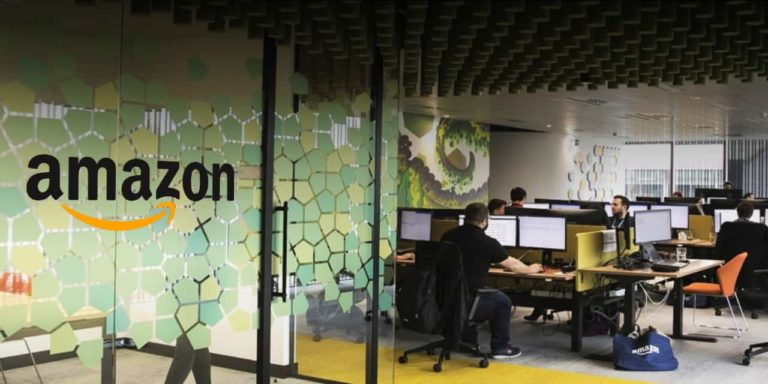 Amazon to Build a Silicon Valley Tech Center in Manchester