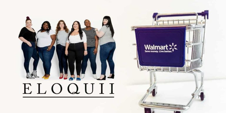 Walmart Buys Eloquii to Tap into Plus-Size Market